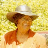 Mrs. Rosia Strickland Momon