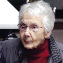 Mrs. Tressa Myrtle Bartholomew