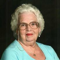 Jeannette Lorraine Franklin
