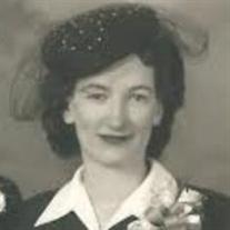 Jeanette Catherine Hageman Falteisek