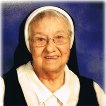 Sister Martin (Veronica) Wilson, MHS