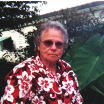 Sylvia Elnor Everett