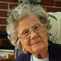 Thelma Inez Shaw