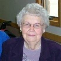 Mildred J. Hamstra