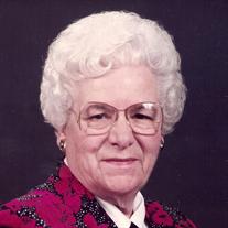 Mrs. Emma I. Baillargeon