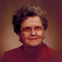 Mrs. Helen Sinor Holland