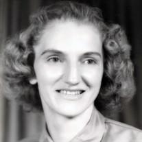 Mable Jean Watts Randolph