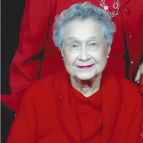 Mrs. Barbara Youngblood Seymour