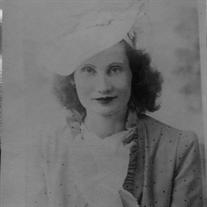 Mrs. Etta Irene Martin