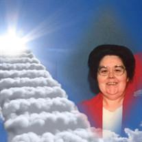 Ms. Doris Louise Jackson Anderson
