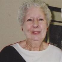 Martha Frances Allums