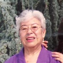 Ms Maria Luisa De la Pena-Soriano