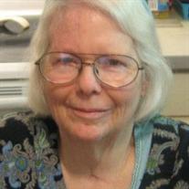 Patricia Mary Cannon
