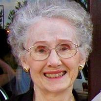 Mrs. Adaline Louise Carlson Ruckdeschel