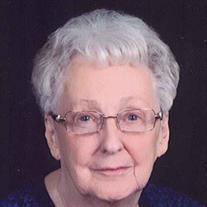 Patricia Ann Webley