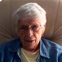 Adeline Annette Meredith