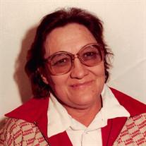 """Mrs. Elizabeth """"Betty Jo"""" Garcia"""