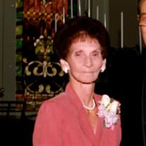 Mrs. Mary Elizabeth Melson