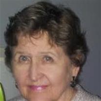 Mrs Shirley Ann Miller