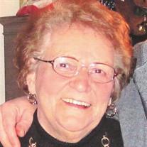 Mrs. Beverly Joan Stiars (nee George)