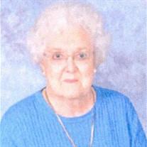 Mrs. Aline Barron Nicholson