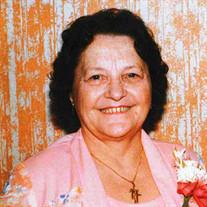 Ruth Alvina Van Brunt