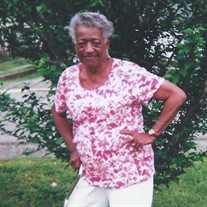 Mrs.  Joyce Ellen Hill Hogg