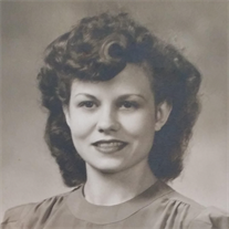 Elline Gertrude Shifflett