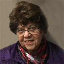 Helen Holden (nee Klatzel)