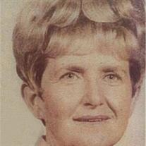 Ollie Louise Peters