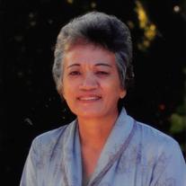 Clarissa Kuulei Ramos