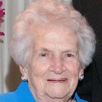 "Mrs. Katherine  A.  ""Kay"" McCabe"