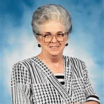 Mrs. Mozelle Bray