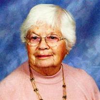 Doris Irene Purvis
