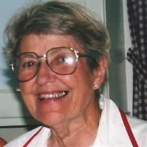 Nelda Ruth Newman