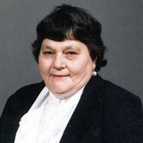 Mrs. Hazel Jacobs Baldwin