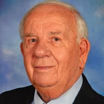 Rev Clarence Kenneth Stewart