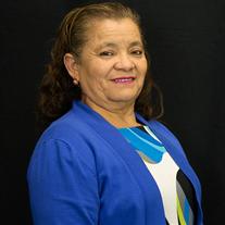 Dora Alicia Sanchez de Lopez