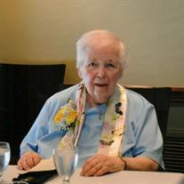 Sister Dorothy Arthur, SSND