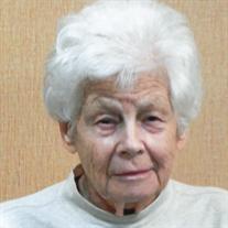 Bettie Magdalene Benke