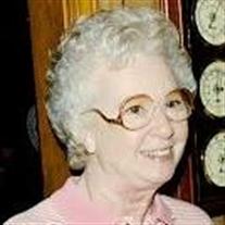 Mrs. Marilyn Louellen Fisher