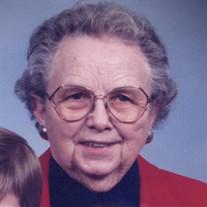 Bertha Dunning Scotton