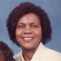 Mrs. Dorothy Ophelia Johnson