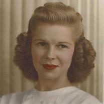 June Anderson Bennett