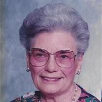 Margaret Edmondson Loveless