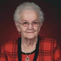 Virginia Mae McMains