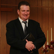 Pastor Gregory Mark  Lanham