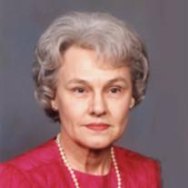 Elizabeth Lois Barbour McCrickard