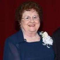 Christine O'Brien Clagett