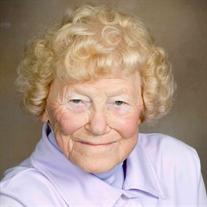 Madge M. Marek